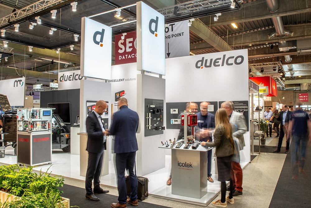 Duelcos stand til HI messen 2019
